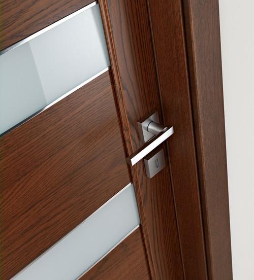 Дешевые двери могут иметь отличный дизайн