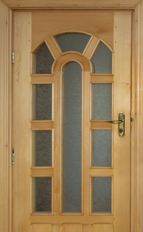 Как разобрать межкомнатную дверь