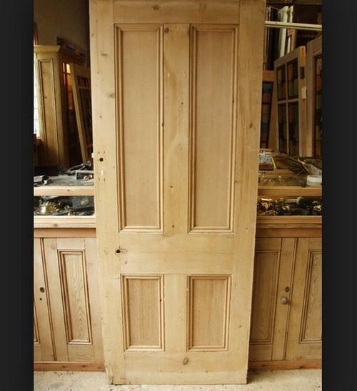 Полотно деревянной двери