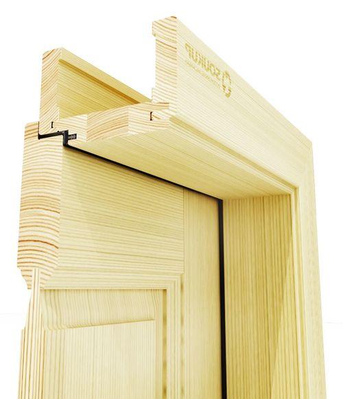 Профиль дверного короба