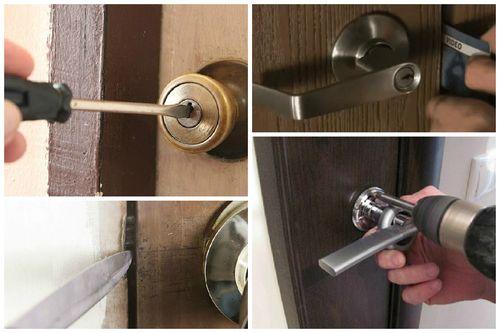 Не открывается входная дверь что делать