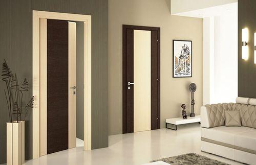 двери хайтек фото