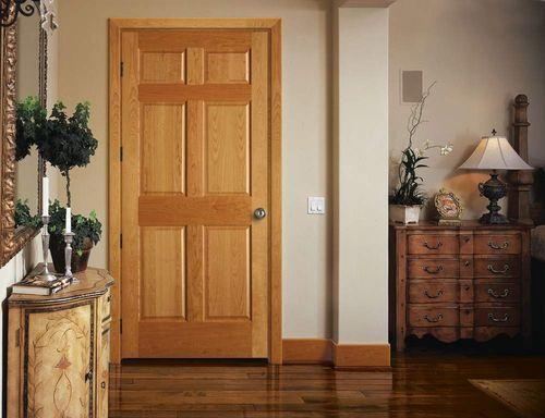 Филенчатые двери из сосны