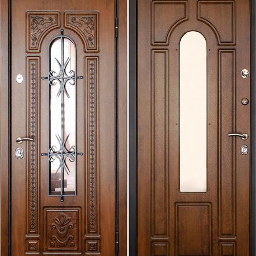 Двери «Стальная линия»
