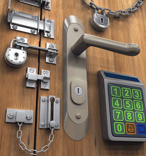 Виды и характеристики электронных замков на входную дверь